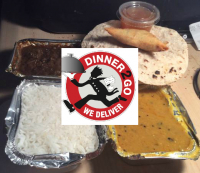 Chaulas Curry Lunch-Boxes - Chicken/Lamb/Veg - £7 Only